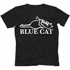Blue Cat Records T-Shirt 100% Cotton The Pioneers Rocksteady Trojan Maytones