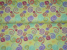 Quilt Cotton Fabric Westminster Prints Katharines Wheel Nel Whatmore Free Spirit