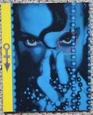 PRINCE Rogers Nelson NEW GENERATION WORLD 1980's Tour Book Concert Program RARE