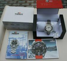 Tissot PR 100 Quartz Silver Dial Titanium Men's Watch T101.410.44.031.00