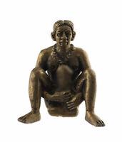 A Sospensione Amuleto Tailandese Ragazzo Adam Simbolismo Fallico Fertilità Amour