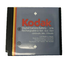 OEM Genuine Original Kodak KLIC-7001 K7001Digital Camera 840mAh 3.7V Battery New