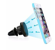 Universal magnetic air vent car phone holder mount for iphone samsung htc nokia