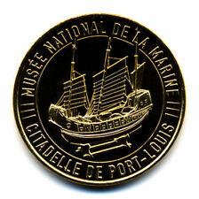 56 PORT-LOUIS Musée National de la Marine, 2020, Monnaie de Paris