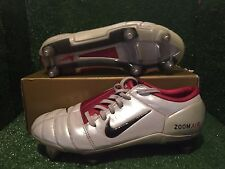 NIKE AIR ZOOM TOTAL 90 SG SOCCER CLEATS 10,5 9,5 44,5