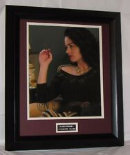 "A650RT ROBIN TUNNEY SIGNED ""THE MENTALIST"" SIGNED FRAMED GUARANTEED AUTHENTIC"