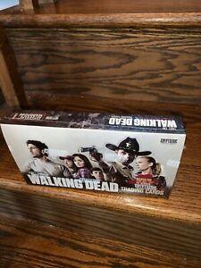 2011 Cryptozoic The Walking Dead Season 1 Sealed Trading Card HOBBY Box