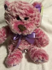 Animal Adventure Nwt Pink Plush Bear.8�