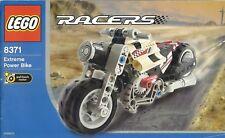 Lego Racers 8371 Extreme Power Bike