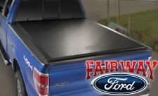 09 thru 14 Ford F-150 OEM Ford Platinum Soft Roll-Up Tonneau Bed Cover 6.5' NEW