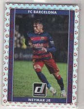 2015 Panini Donruss #10 Neymar Jr Red Ball Parallel 8/49 FC Barcelona