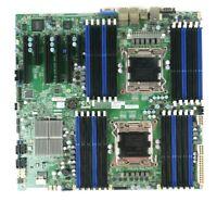 Supermicro X9DRi-LN4F+ Motherboard eATX Dual Socket LGA2011 24x DIMM Slots Intel