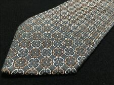 "GUCCI Tie Floral Theme w/ G Pattern Made in Italy 3.75"" x 59"""