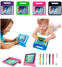 Tough Kids Children EVA Shockproof stand Foam Case Cover For Apple Ipad 2,3,4