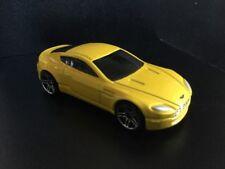 Aston Martin V8 Vantage Yellow James Bond 007 2006 Hot Wheels First Editions 11