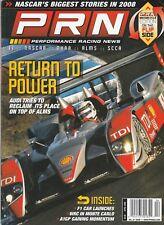 Performance Racing News Apr 2008 - Audi - WRC Monte Carlo - Valentino Rossi