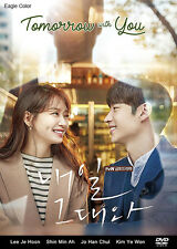 Tomorrow With You Korean Drama (4DVDs) Excellent English & Quality!
