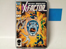 X-FACTOR Vol. 1 #6 Marvel Comics 1986  VG 1st full appearance Apocalypse