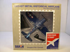 WWII VOUGHT F4U CORSAIR VMF-422 DARON 1:100 SCALE DIECAST DISPLAY MODEL AIRPLANE