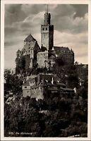 Braubach Rheinland-Pfalz AK ~1940 Marksburg Burg Rhein Schloss Festung Bauwerk
