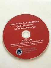 Learn About the United States, Quick Civics Lessons the Naturalization 100 Test