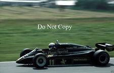 Elio de Angelis JPS Lotus austriaco GP 1982 fotografía 4