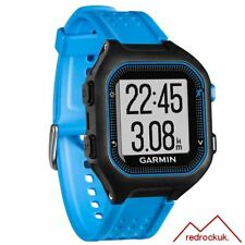 Garmin Forerunner 25 GPS Running & Activity Tracker Watch - Blue - Large