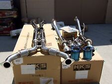 HKS HI-POWER DUAL EXHAUST FOR 03-08 NISSAN 350Z