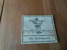 XTC - THE DISAPPOINTED - (E.P ) DIGIPAK