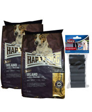 2x4kg Happy Dog Supreme Sensible Mini Irland Hundefutter + 80 Stk.Kotbeutel