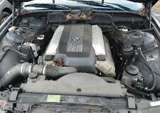 BMW E38 740iL 740i E39 540i ENGINE MOTOR LONG BLOCK 117K TESTED RUNS GUARANTEED