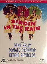 Singin' In The Rain (DVD, 2002, 2-Disc Set) BOX SET  BRAND NEW & SEALED