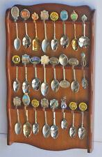 24 Spoon Display Holder Wall Rack , No Door, SP24