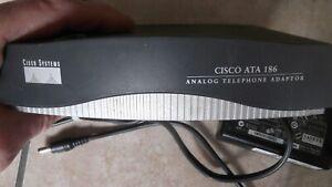 Cisco ATA 186 (ATA186) 10 Mbps