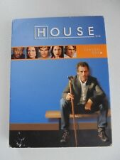 HOUSE M.D. Hugh Laurie Season One DVD Boxed Set Preowned TV Show