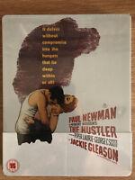 Paul Newman The Hustler ~ 1961 Pool Shark Classic Rare UK Blu-ray Steelbook