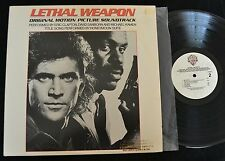 OST Eric Clapton David Sanborn, Michael Kamen Lethal Weapon WB 25561