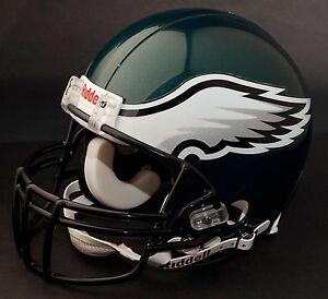 DONOVAN McNABB Edition PHILADELPHIA EAGLES Riddell REPLICA Football Helmet