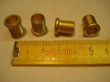 4 vis raccord terminus laiton 13 mm pour griffe ou douille