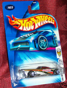 Hot Wheels 2004 ZAMAC Bedlamr First Edition #27 /100