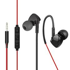 3.5mm In-ear Earphones Stereo Headphones Super Bass Sports Headset for iPhone