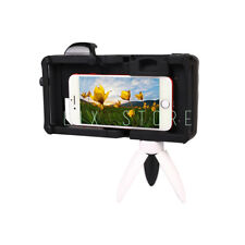 1PC Smart Phone Cinema Mount Bracket Holder Rig Stabilizer With Wide Angle Lens