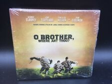 "New Sealed - ""O Brother Where Art Thou"" Enhanced CRC Variation Compact Disc - CD"