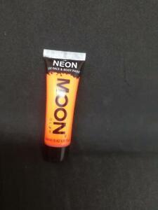 Moon Neon UV Face & Body Paint 12ml  Free P&P to UK