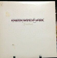 EARTH, WIND & FIRE Gratitude Double Album Released 1975 Vinyl Collection USA