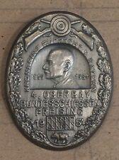 ABZEICHEN SCHÜTZEN FREISING 1954