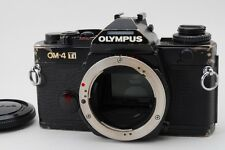 [Exc++] Olympus OM-4 Ti 35mm SLR Film Camera Body From Japan #097