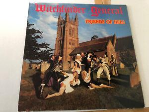 Witchfinder General - Friends Of Hell (LP, Album) HMR LP 13 ORIGINAL