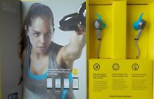 Jabra Blue Sport Coach Wireless Earbuds with Intelligent Audio Coaching ~ NEW