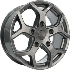 """Alloy Wheels 18"""" Cobra For Ford Transit Custom Tourneo Rated 1000kg 5X160 Grey"""